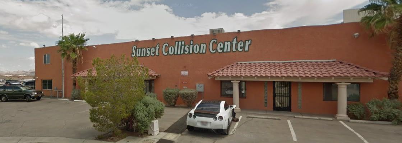Sunset Collision Center