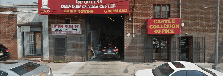 Castle Collision (Queens)