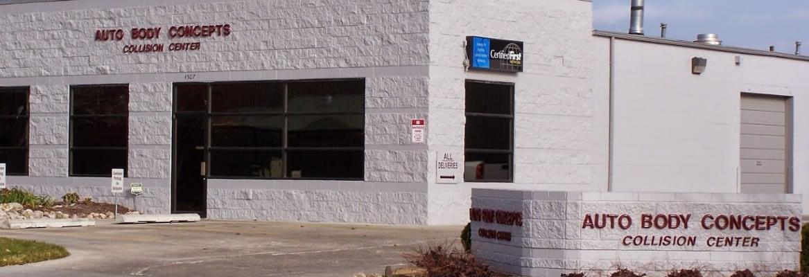 Auto Body Concepts Collision Center (Omaha location)