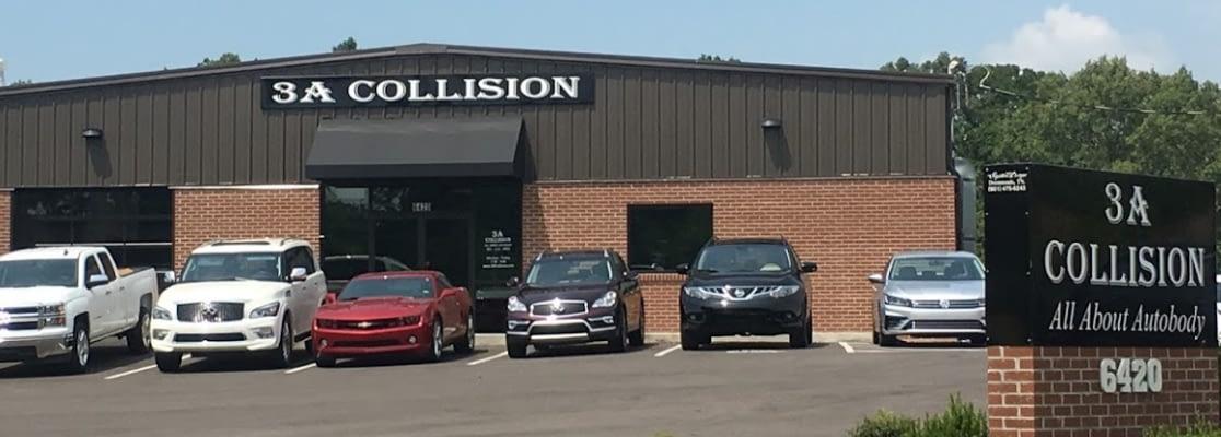 3A Collision