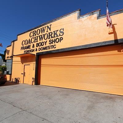Crown Coachworks Auto Body & Paint