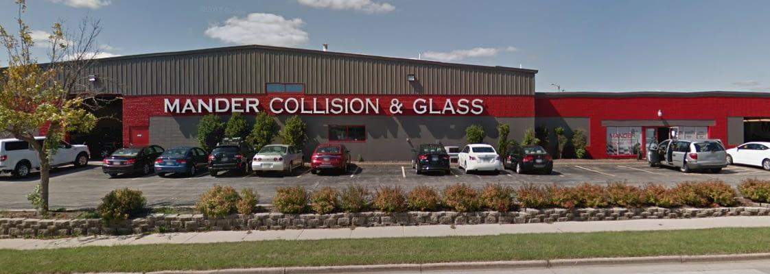 Mander Collision & Glass