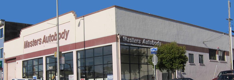 Masters Auto Body