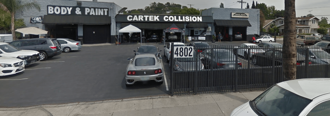 Cartek Collision