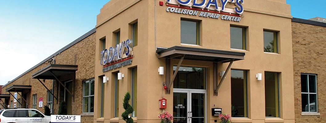 Today's Collision Repair Centers – Malden, MA