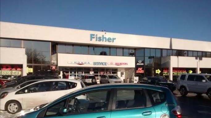 Fisher Auto Body