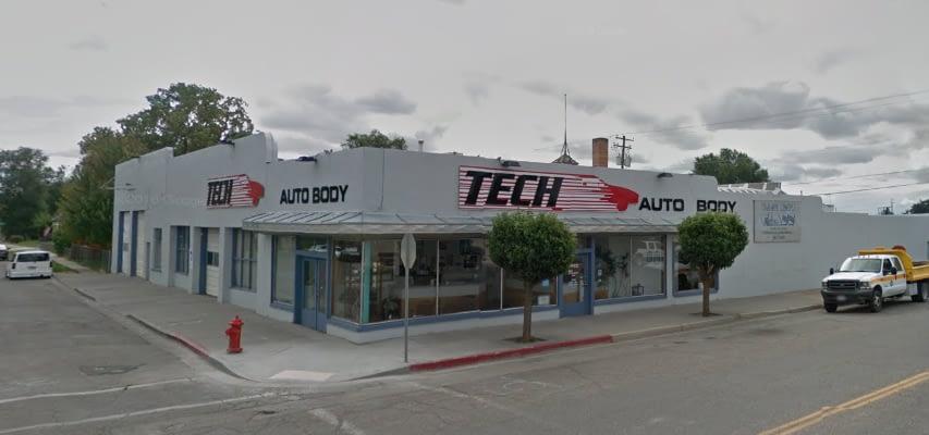 Tech Auto Body