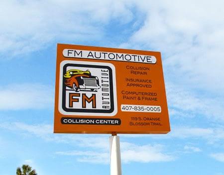 F M Automotive
