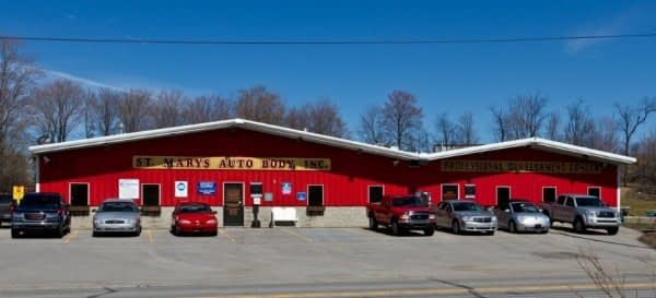 St. Mary's Auto Body