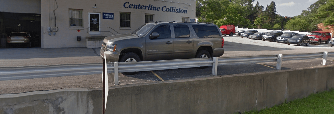 Centerline Collision